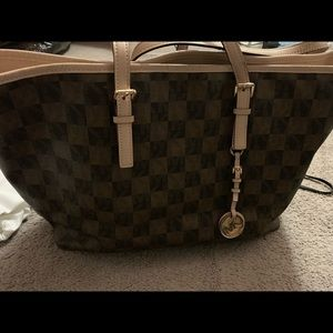 Michael Kors Laptop bag and wristlet